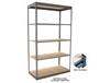 POWER SPACE-SAVING SHELVING