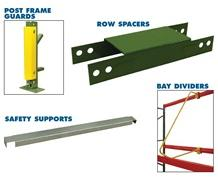 JAKEN PALLET RACK ACCESSORIES