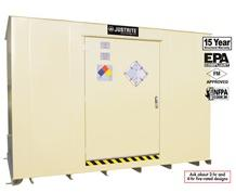 OUTDOOR SAFETY LOCKERS - NON-COMBUSTIBLE